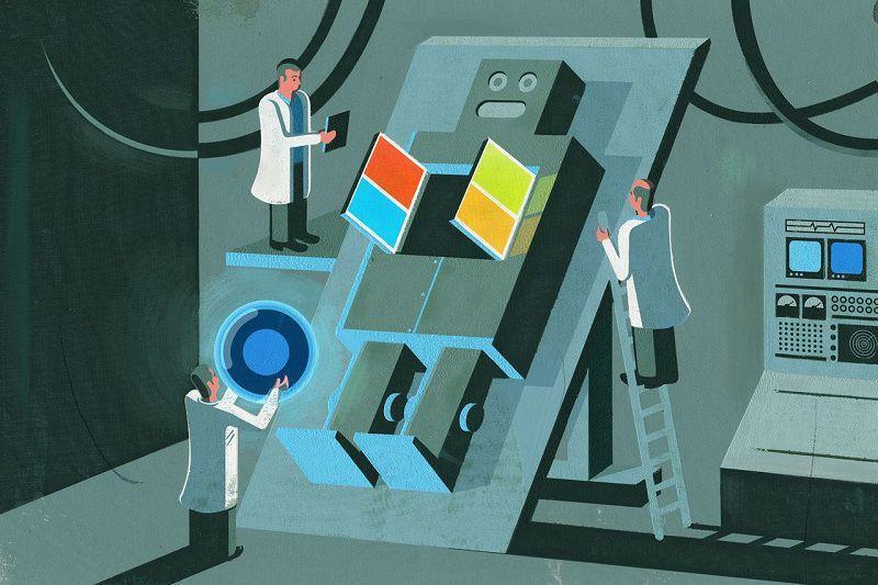 Microsoft создала специальное подразделение по изучению искусственного интеллекта