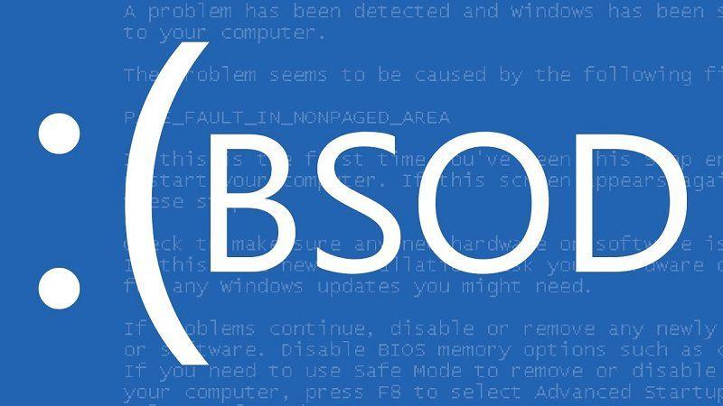 Как пользоваться компонентом устранения ошибок синего экрана (BSOD) в Windows 10