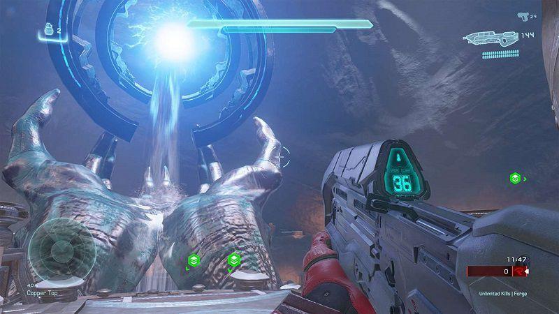 В Магазине Windows 10 появился Halo 5: Forge