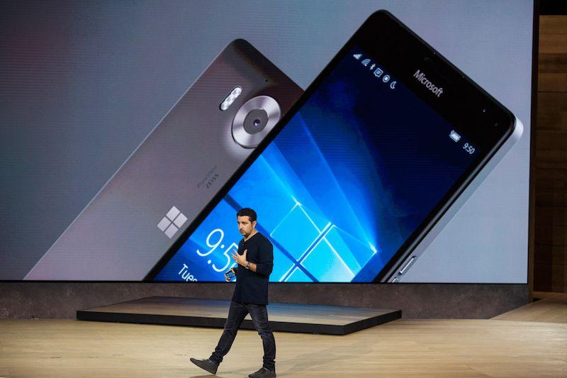 Президент Microsoft Франция: мы покинули потребительский рынок смартфонов на несколько лет