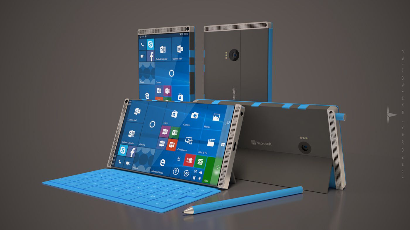 Директор по маркетингу Microsoft подтвердил: компания разрабатывает новую категорию мобильных устройств