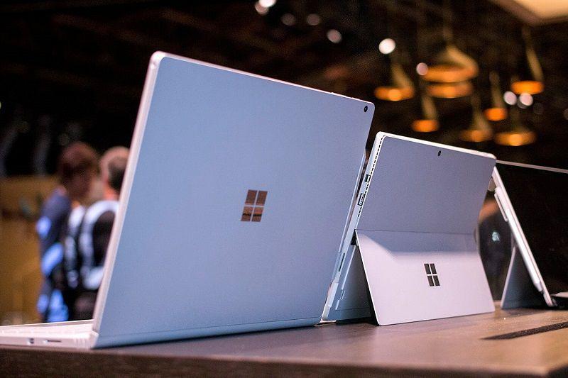 Surface All-In-One будет представлен в октябре