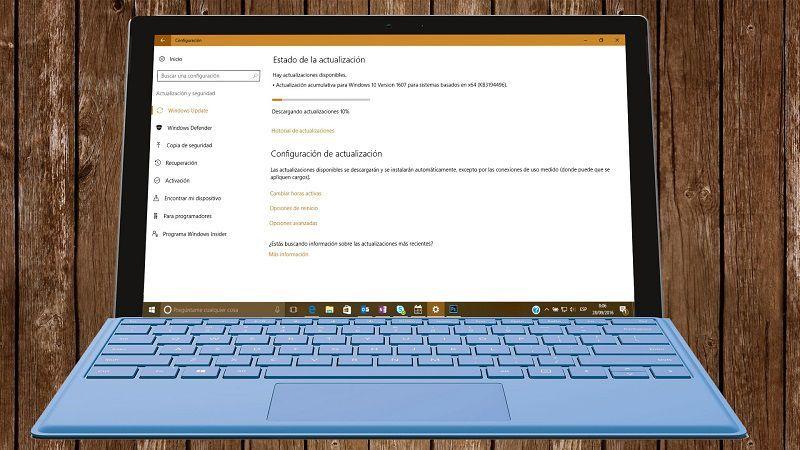 Windows 10 получает накопительное обновление 14393.222 (KB3194496)