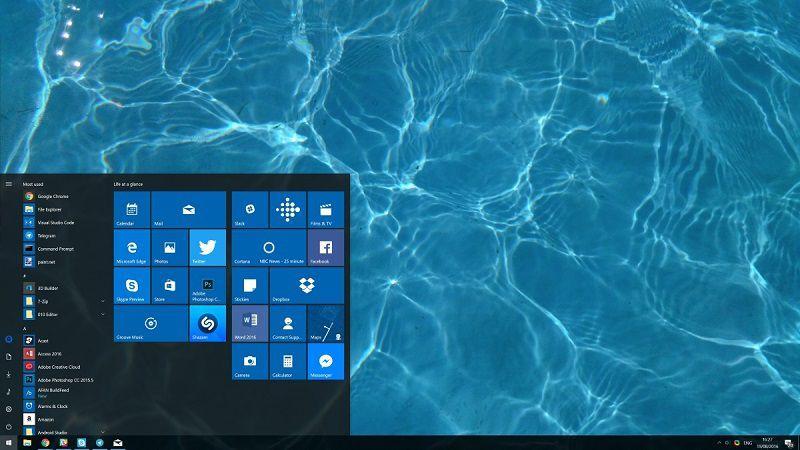 Официальный релиз Windows 10 Insider Preview Build 14926 для ПК и смартфонов