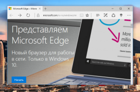 Microsoft Edge Windows 10 Anniversary Update