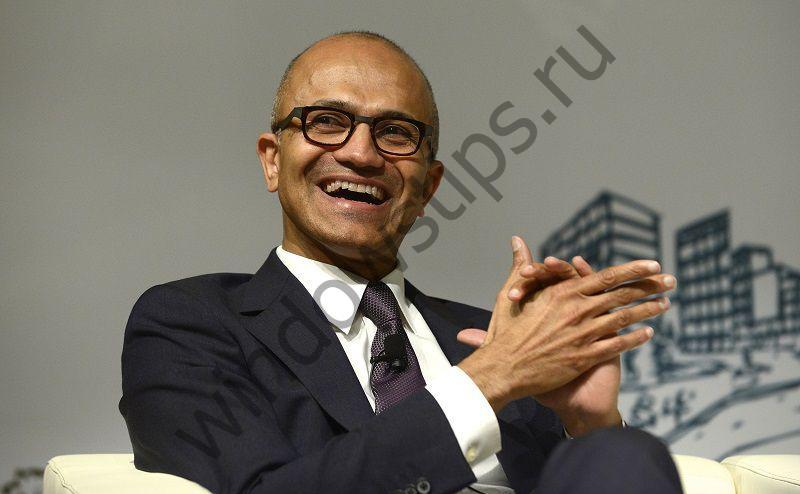Сатья Наделла признал, что Microsoft упустила мобильный бум