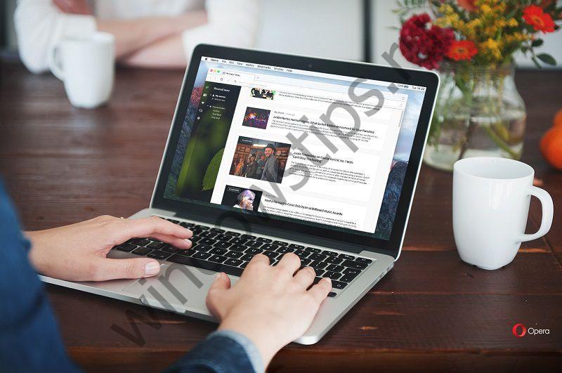 Разработчики Opera ускорили запуск браузера в версии 41
