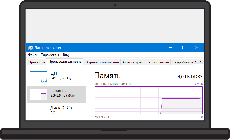 Что делать, если в Windows пропал Диспетчер задач