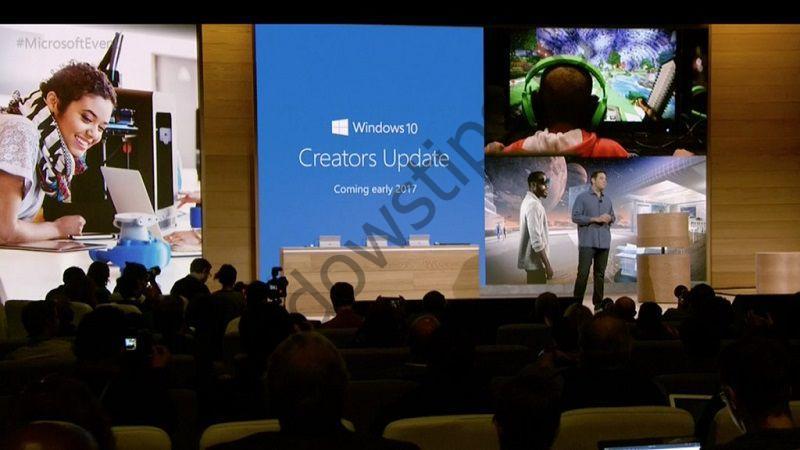 О каких изменениях в Windows 10 Creators Update Microsoft вчера умолчала