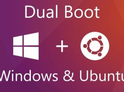 Windows 10 and Ubuntu Dual Boot