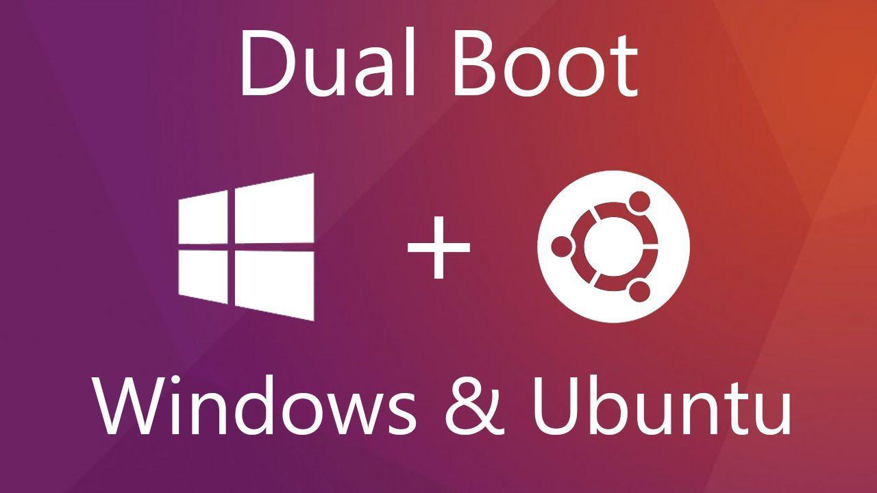 Как установить Linux Ubuntu на другой раздел рядом с Windows