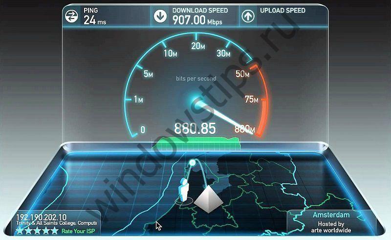 Подводные камни высокоскоростных тарифов интернет-провайдеров