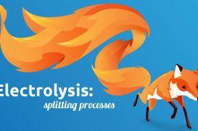 firefox-electrolysis