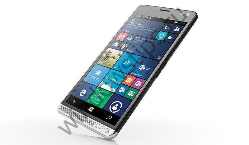 Следующий смартфон HP под управлением Windows 10 Mobile будет доступнее