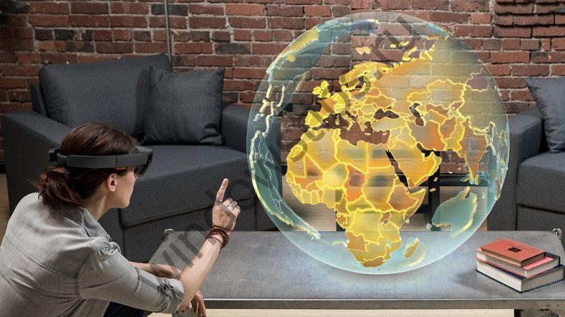 Microsoft HoloLens отправляется в Японию