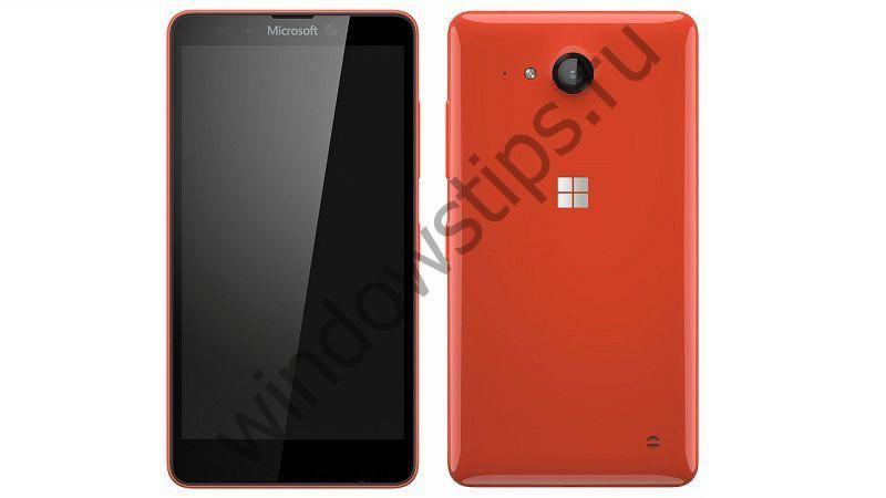 Вот, как бы выглядел смартфон Lumia 750, если бы Microsoft не отменила его