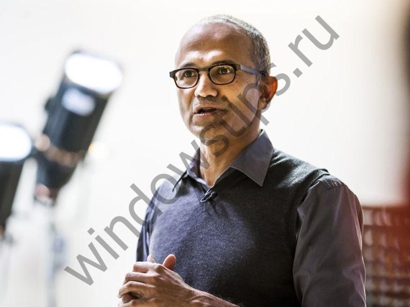 Сатья Наделла: Microsoft хочет выпускать исключительные мобильные устройства