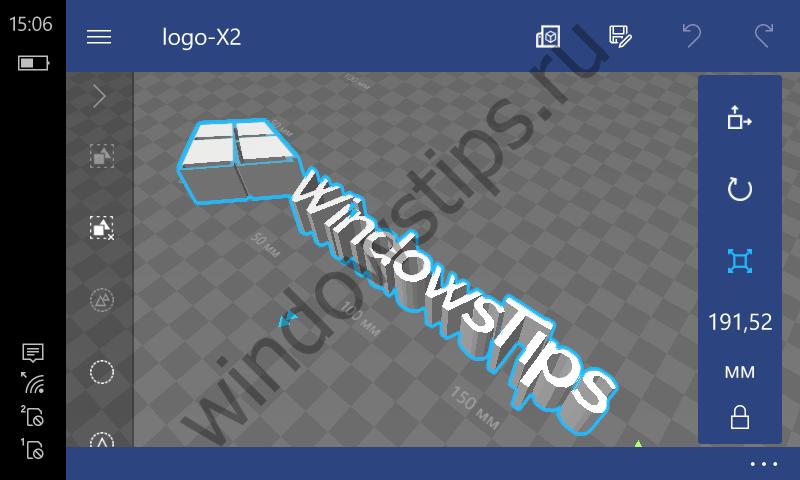 Приложение 3D Builder теперь совместимо с Windows 10 Mobile и Xbox One