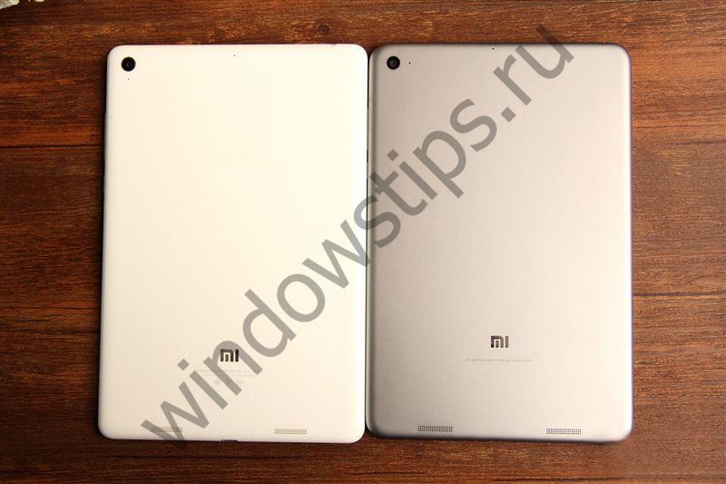 Слухи: Xiaomi выпустит планшет Mi Pad 3 под управлением Windows 10