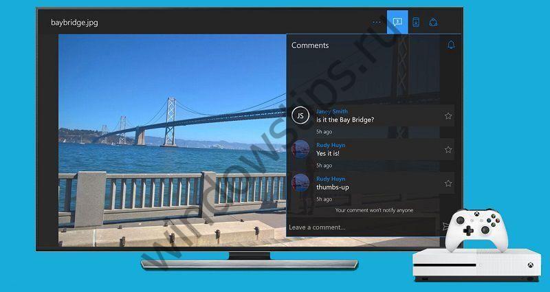 Клиент облачного сервиса Dropbox добрался до игровой приставки Xbox One
