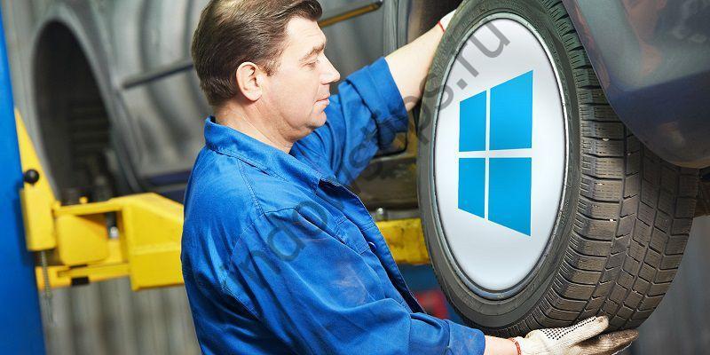 Установка Windows на конвертированный из MBR в GPT диск без потери данных на несистемных разделах