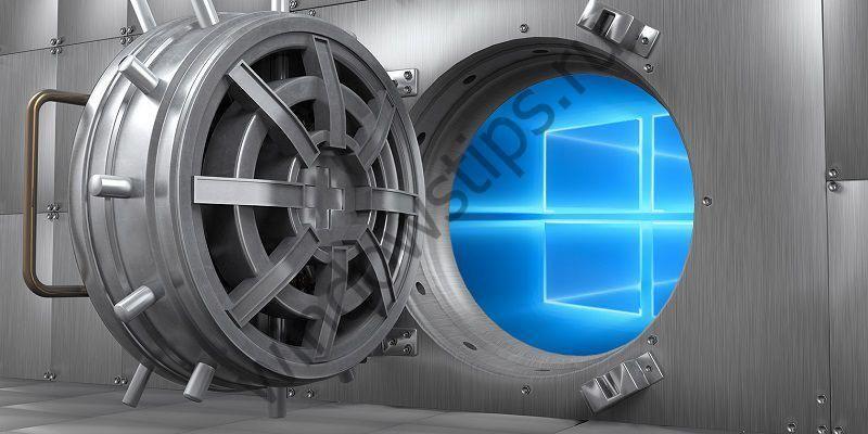 Как с помощью утилиты ImageX создать резервную копию Windows 10