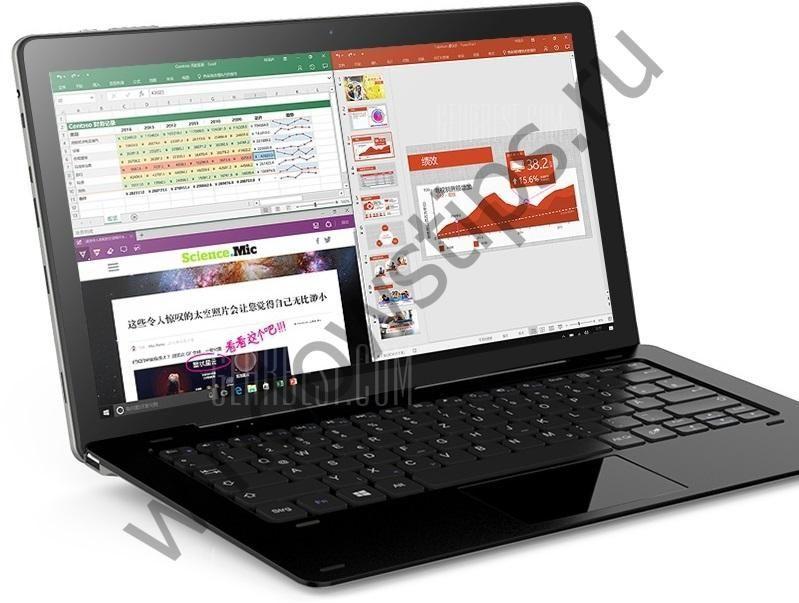 Cube iWork1x – удивительно хороший планшет-ультрабук стоимостью менее 200 долларов