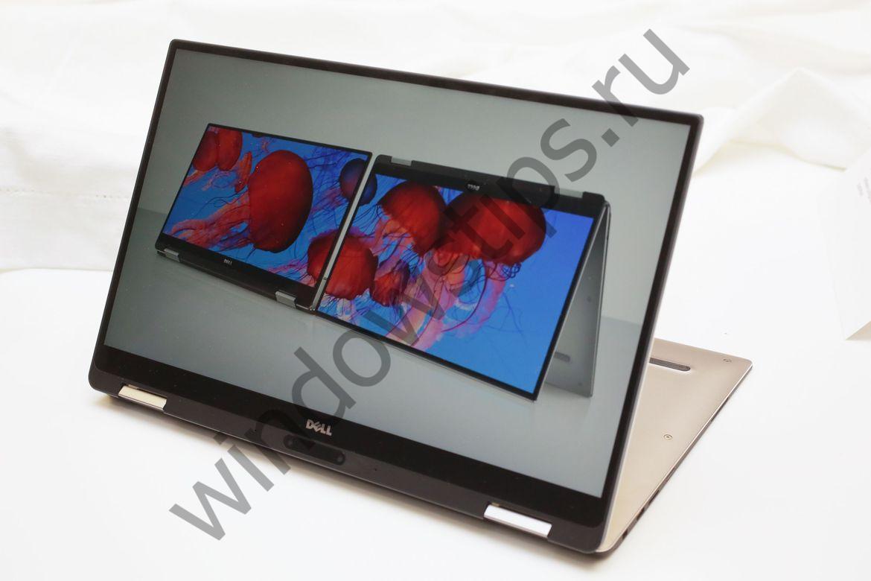 Dell анонсировала версию ноутбука XPS 13 с наклоняющимся экраном
