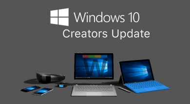 Devices Windows 10Creators Update