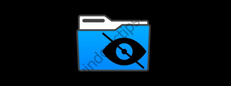 Как добавить в контекстное меню Проводника опцию скрытия файлов и папок