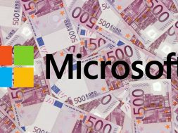 Microsoft's market value exceeded $ 500 billion