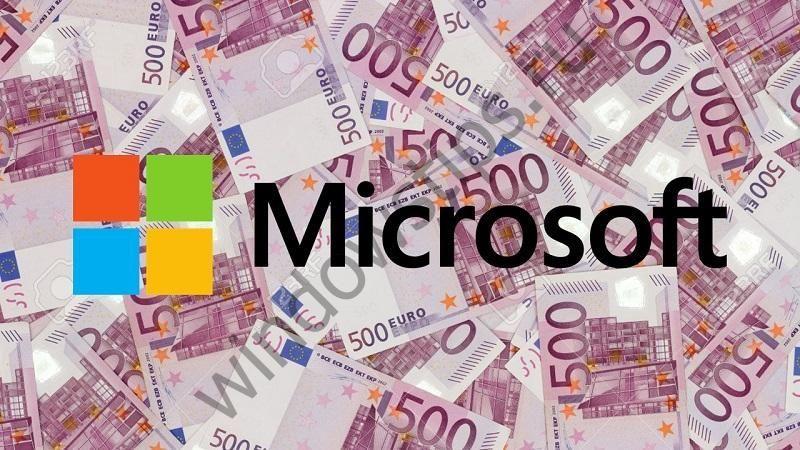 Рыночная стоимость Microsoft превысила $500 млрд. впервые с 2000 года