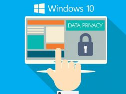 Privacy Windows-10