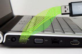 USB PC Data Transfer