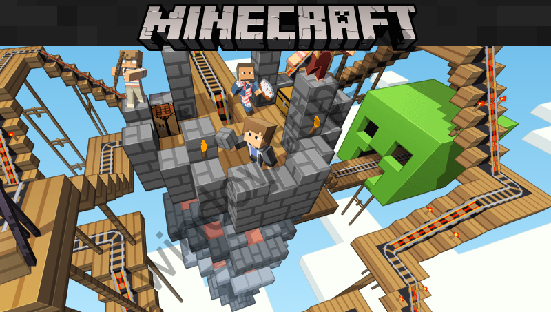 Microsoft выпустила Minecraft Pocket Edition для Windows 10 Mobile