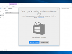 Preventing installation of bloatware in Windows 10