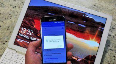 Samsung Flow Windows Hello Galaxy S7