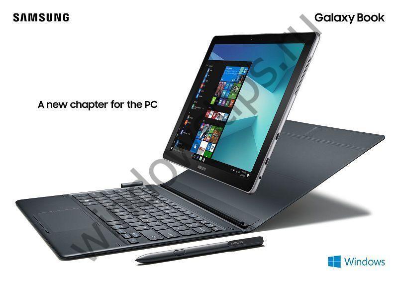 Samsung анонсировал Galaxy Book 10.6 и 12: мобильные компьютеры 2-в-1 с Windows 10