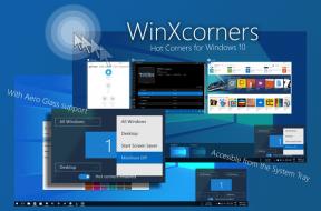 WinXcorners