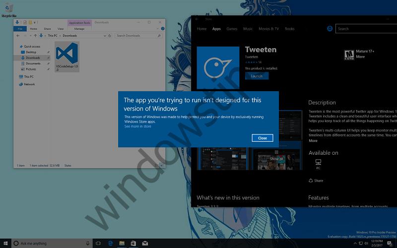 Windows 10 Cloud можно будет обновить до стандартной версии?