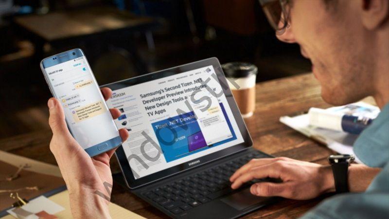 Samsung Flow будет поддерживать все устройства с Windows 10, компания подтверждает