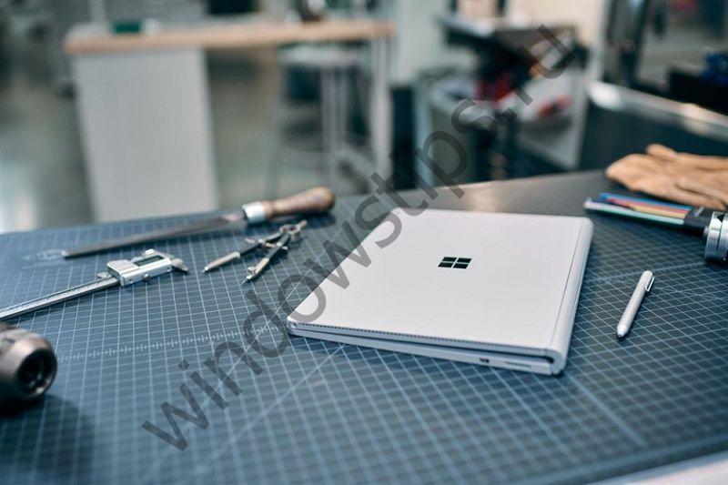 Surface Book 2 будет классическим ноутбуком?