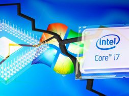 Windows 7 Intel CPU