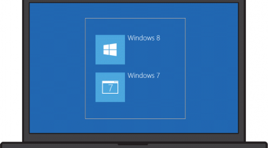 Windows 8 and 7 dual boot