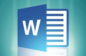 Working with templates in Microsoft Word