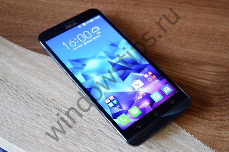 Asus ZenFone 2 – доступная альтернатива флагманам