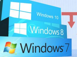 How to Downgrade from Windows 10 to Windows 7 or 8.1