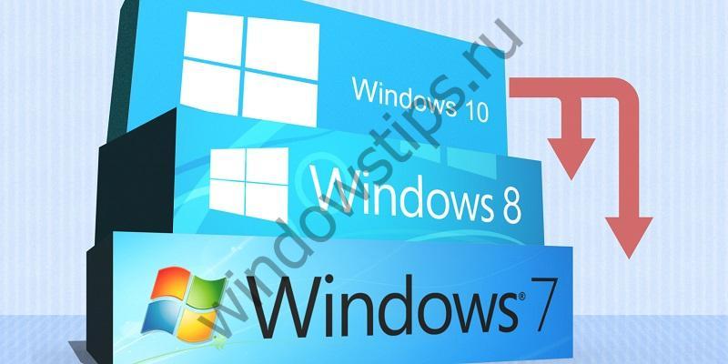 Кратко О Windows 7