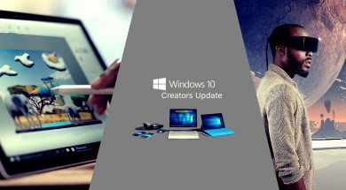 Windows 10 Creators Update 1703 Obzor