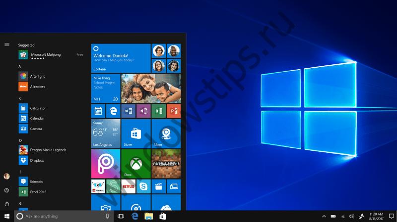 Чем отличается Windows 10 S от Windows 10 Home и Pro?